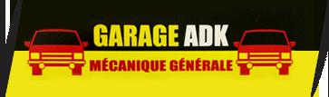 Garage ADK - Garage – magasin de pièces automobiles